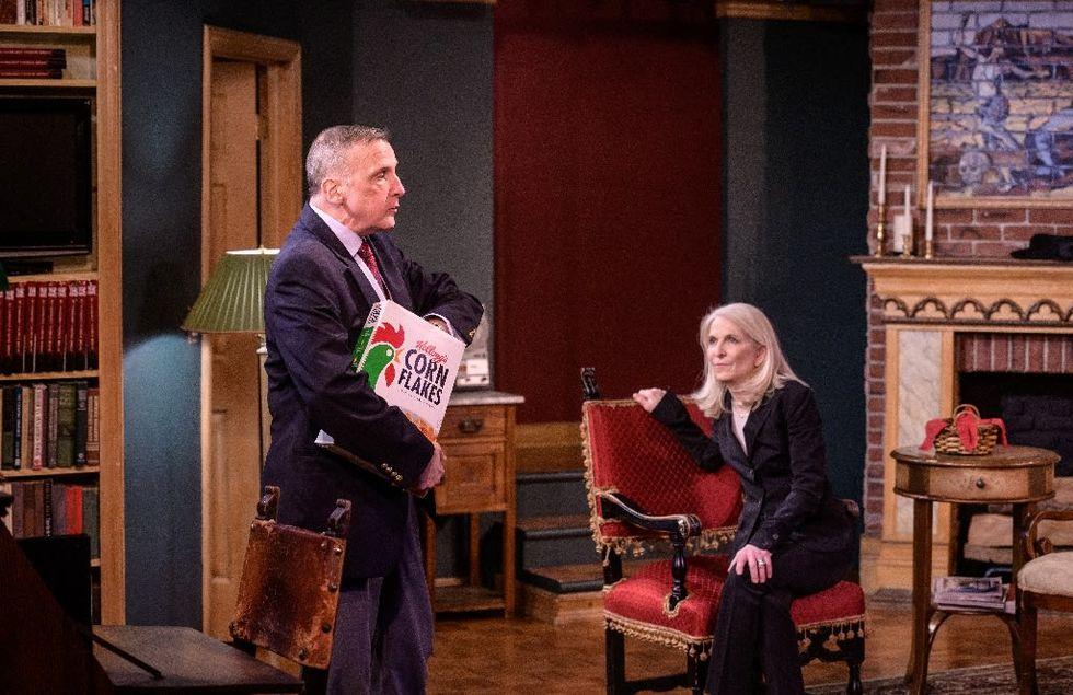 New York's oldest play blazes trail as Broadway waits