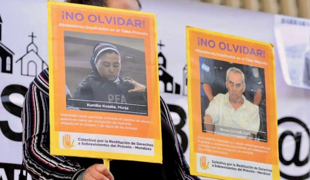 Nuns on trial in Argentina over abuse of deaf children