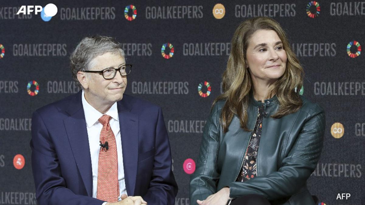 Billionaires Bill and Melinda Gates are divorcing: report