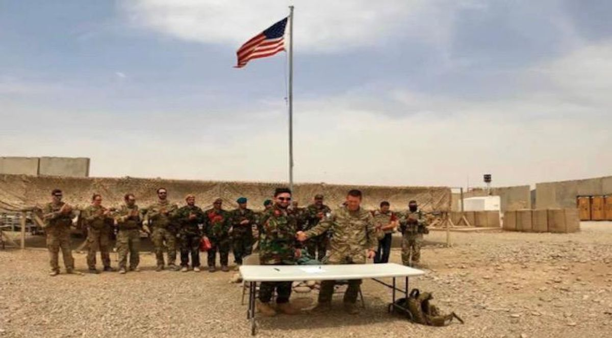 Pentagon downplays newest Afghanistan clashes