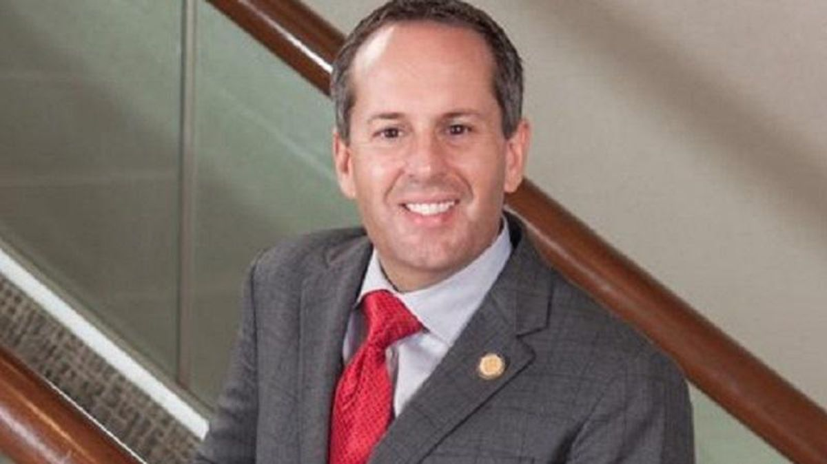 Virginia GOP candidate files defamation lawsuit after getting called a 'gay Democrat' in anonymous text to delegates