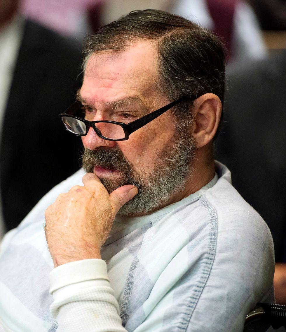 White supremacist who killed 3 at Jewish sites in Kansas dies in prison