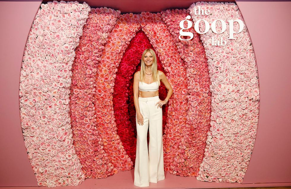 Gwyneth Paltrow is now a wellness adviser for a cruise ship. This could get weird