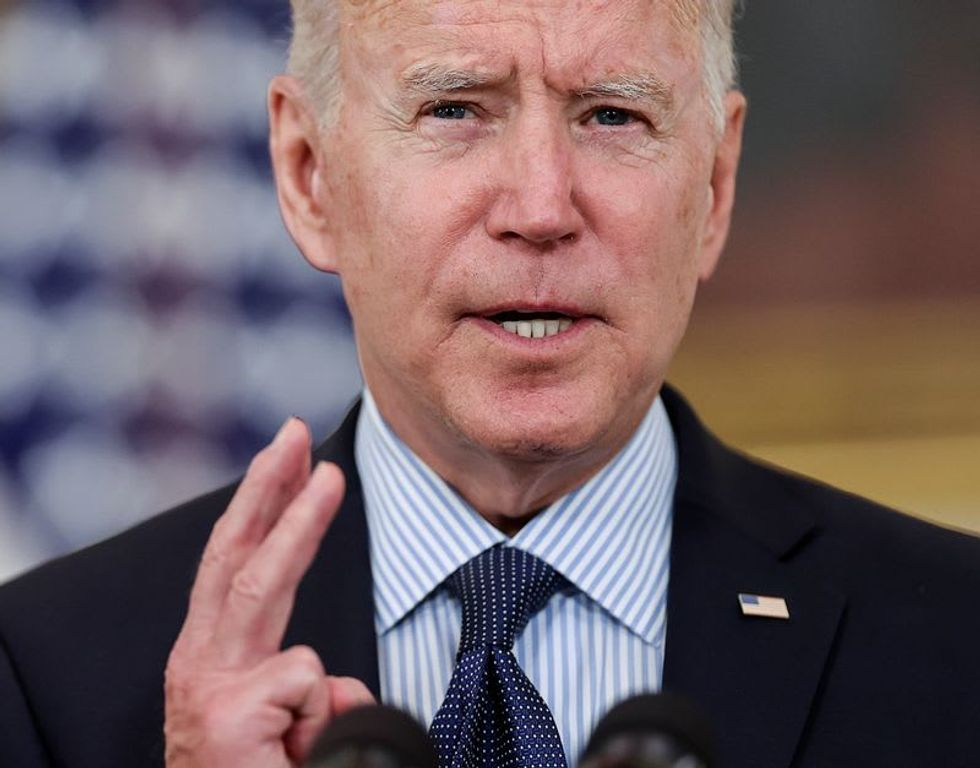Facing chips shortage, Biden may shelve blunt tool used in COVID fight