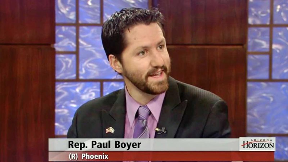 Republican reveals the one person in Arizona who can end the GOP's audit