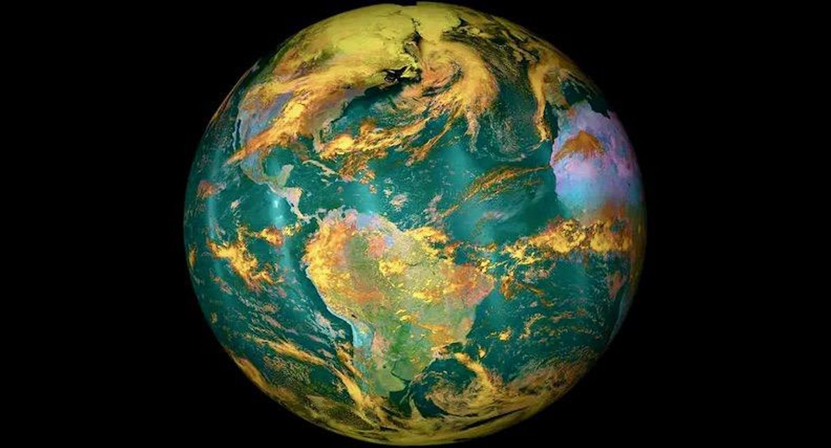 Nearly a fifth of Earth's surface transformed since 1960