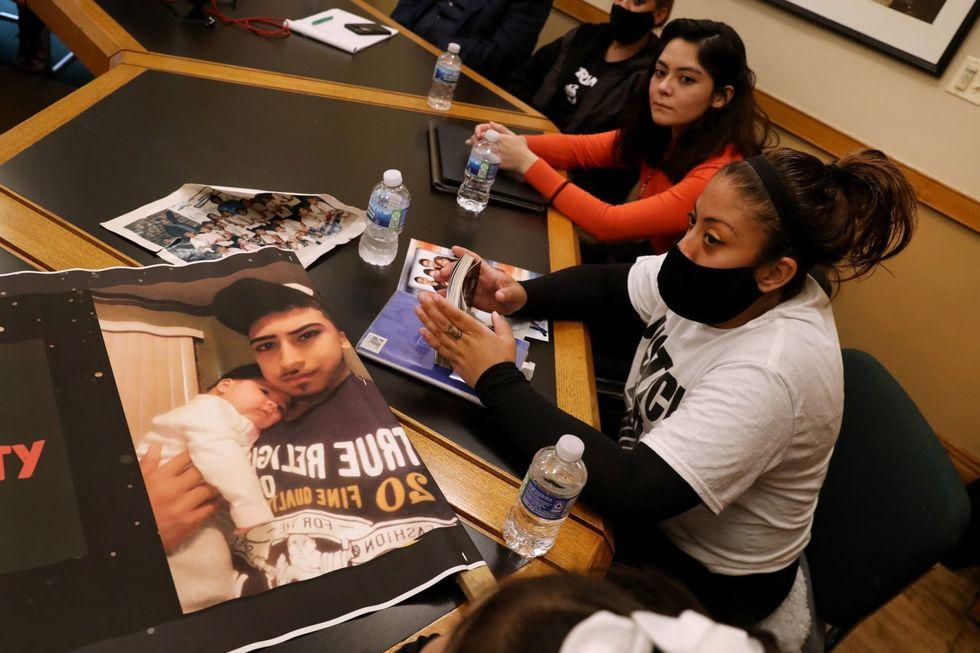Family of Anthony Alvarez struggles with his public death