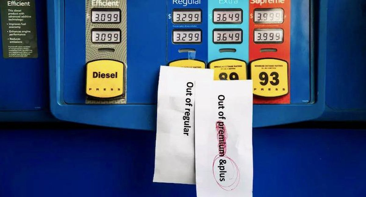 Panic buying shuts down US gas stations after pipeline hack