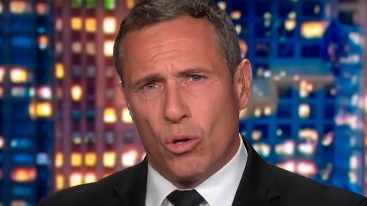 CNN's Chris Cuomo demands Republicans answer for lawmaker's support of Capitol insurrectionists
