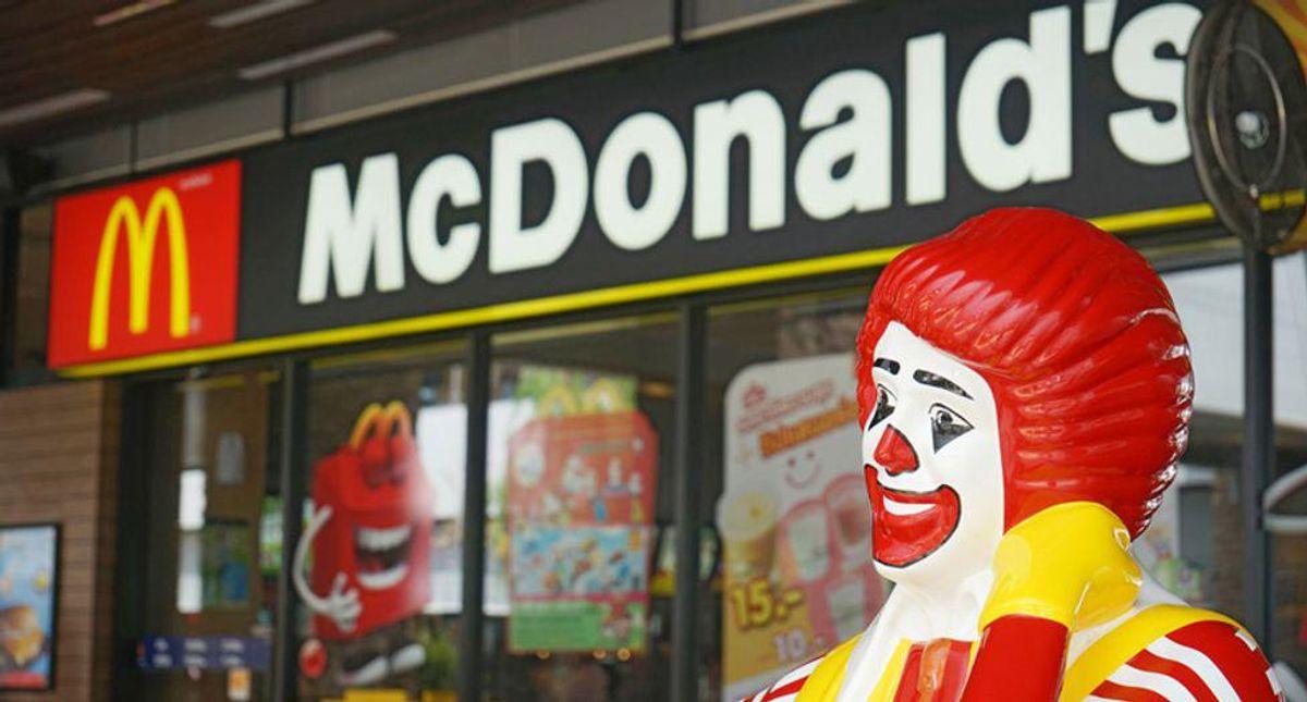 McDonald's lifts wages at US restaurants