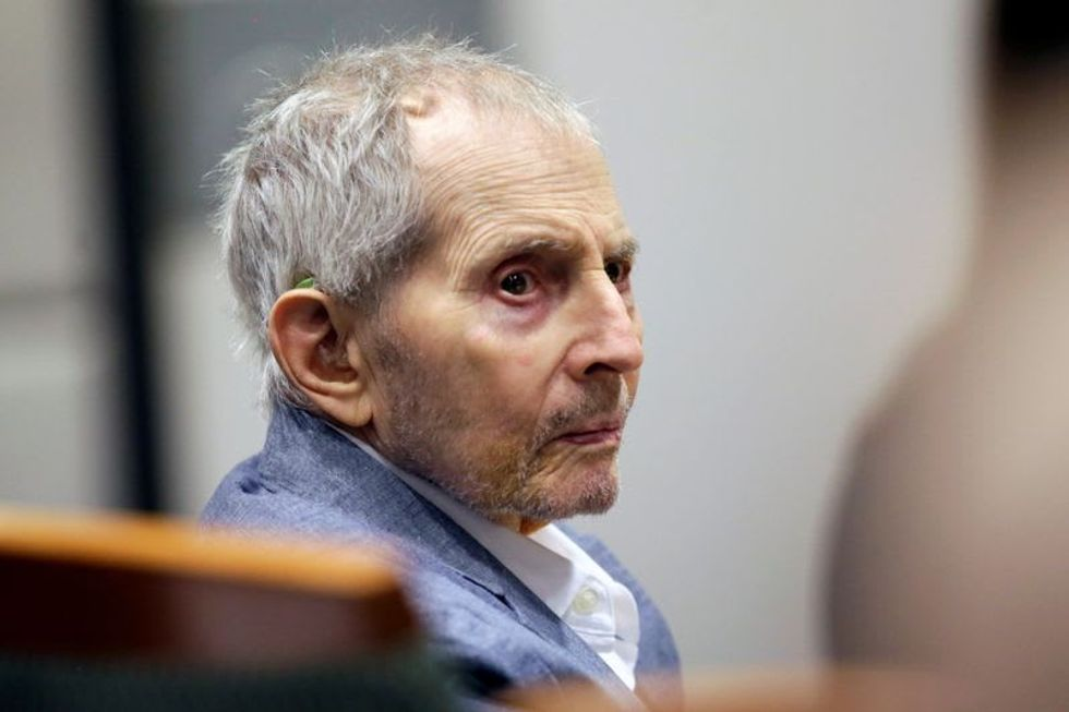 Lawyers for suspected serial killer Robert Durst ask for postponement of murder trial due to ill health: CNN