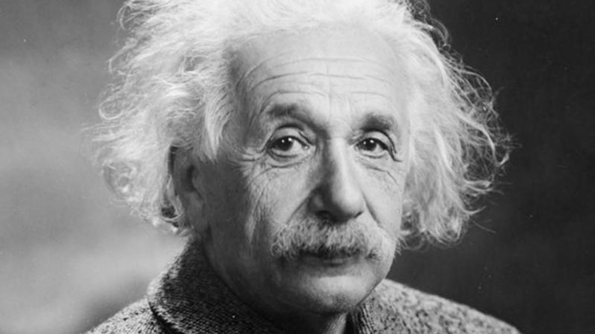 Long-lost letter from Albert Einstein discusses a link between physics and biology -- 7 decades before evidence emerges