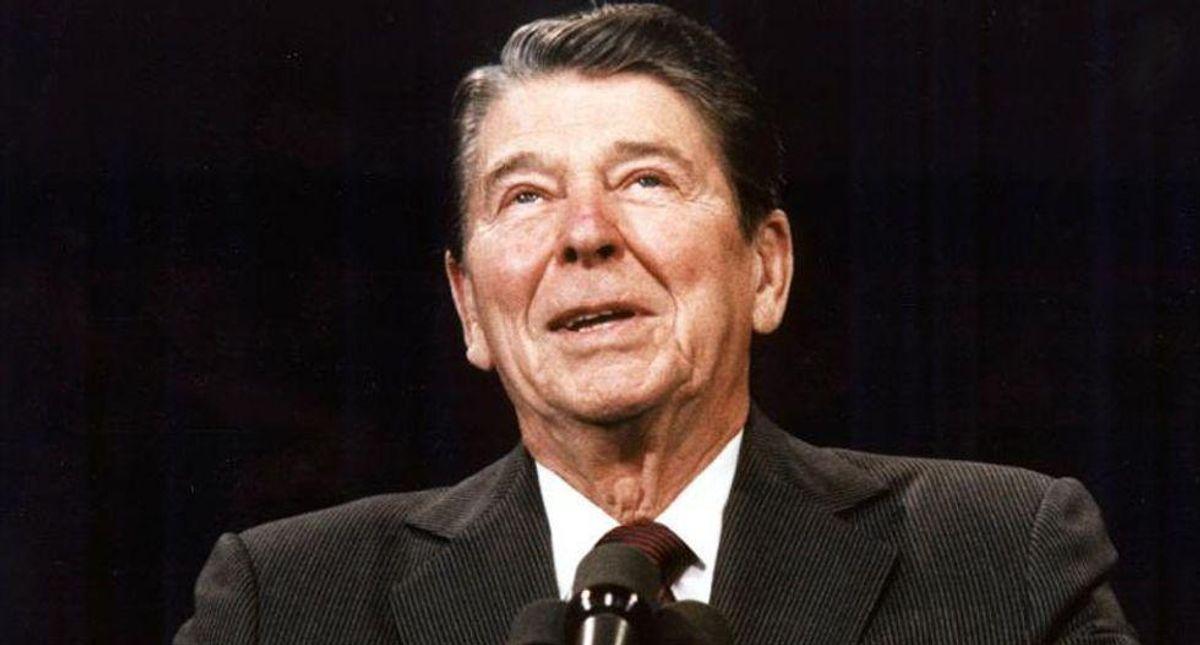 Biden revokes Trump plan for statue garden honoring Ronald Reagan and Billy Graham