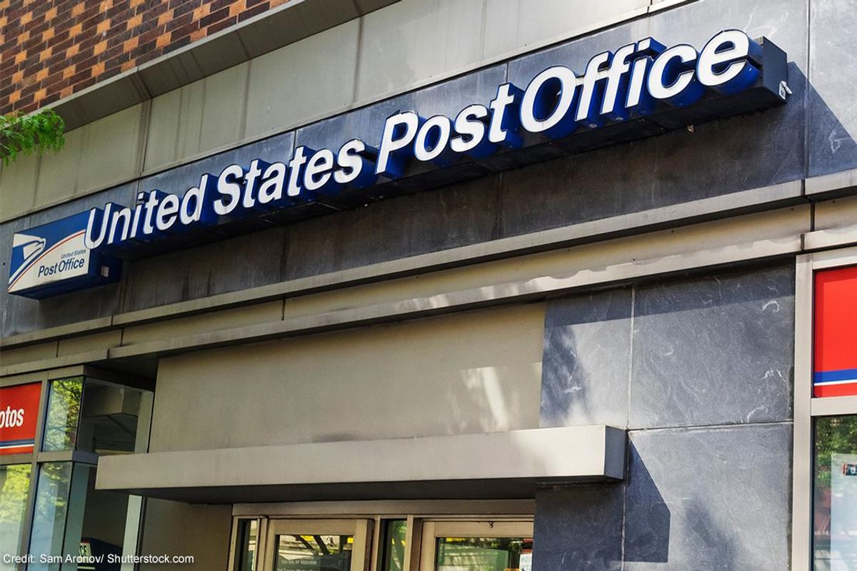 Your Friendly Neighborhood Bank: The Post Office
