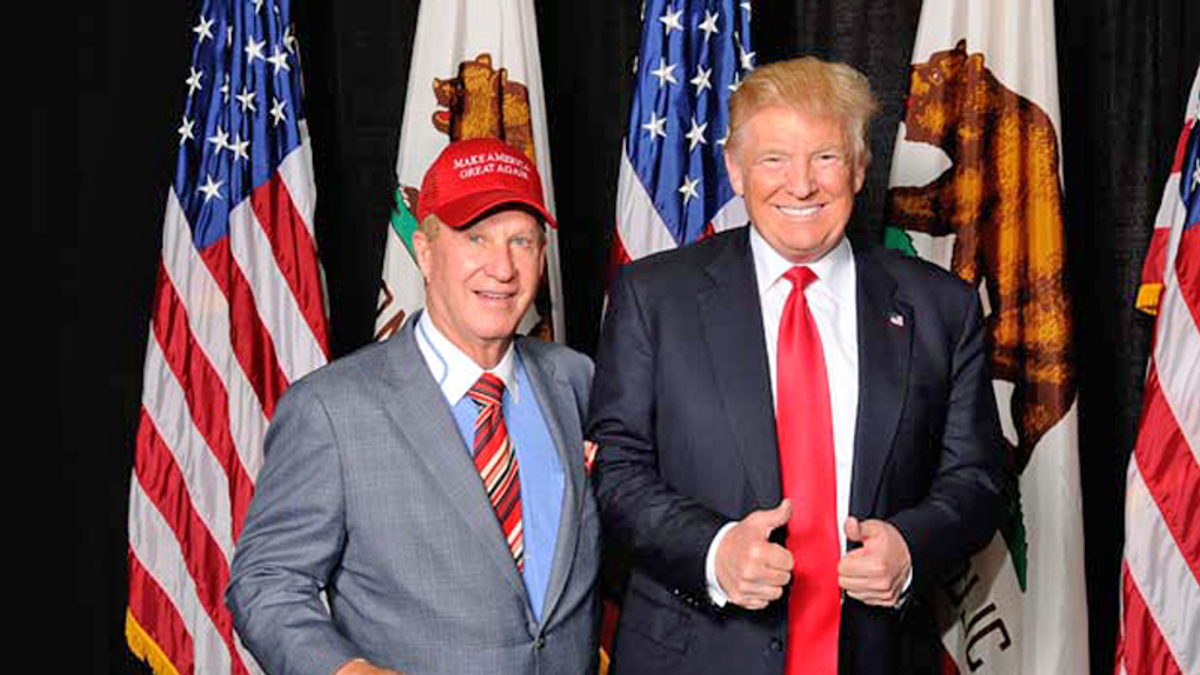 San Diego billionaire investigated over possible illegal Trump donations in exchange for ambassadorship
