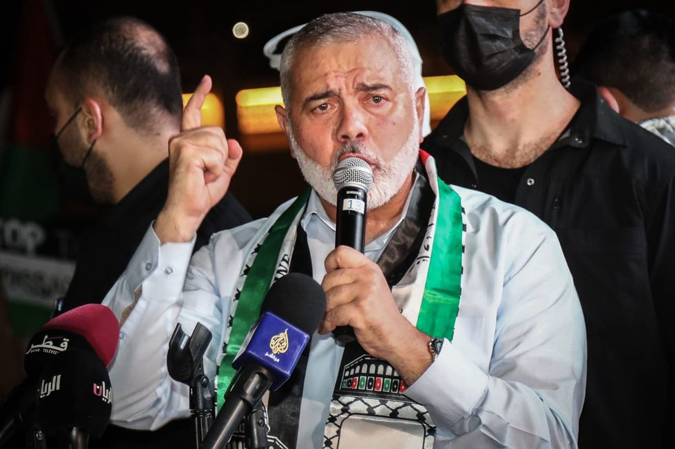 Iran promises Hamas support in the fight against Israel
