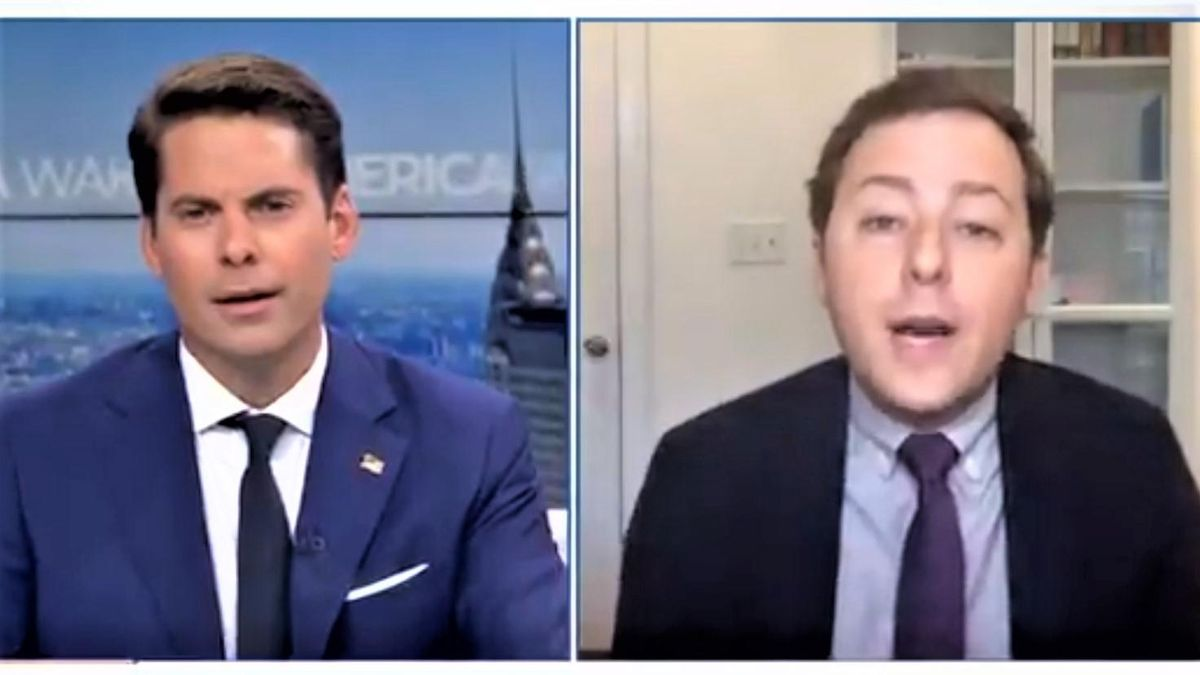 WATCH: Newsmax guest shames network to its face for 'lying to viewers' about 2020 election