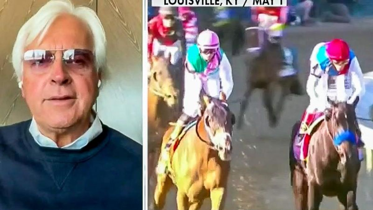 'It was cancel culture': Kentucky Derby winner's trainer defends failed drug test on Fox News