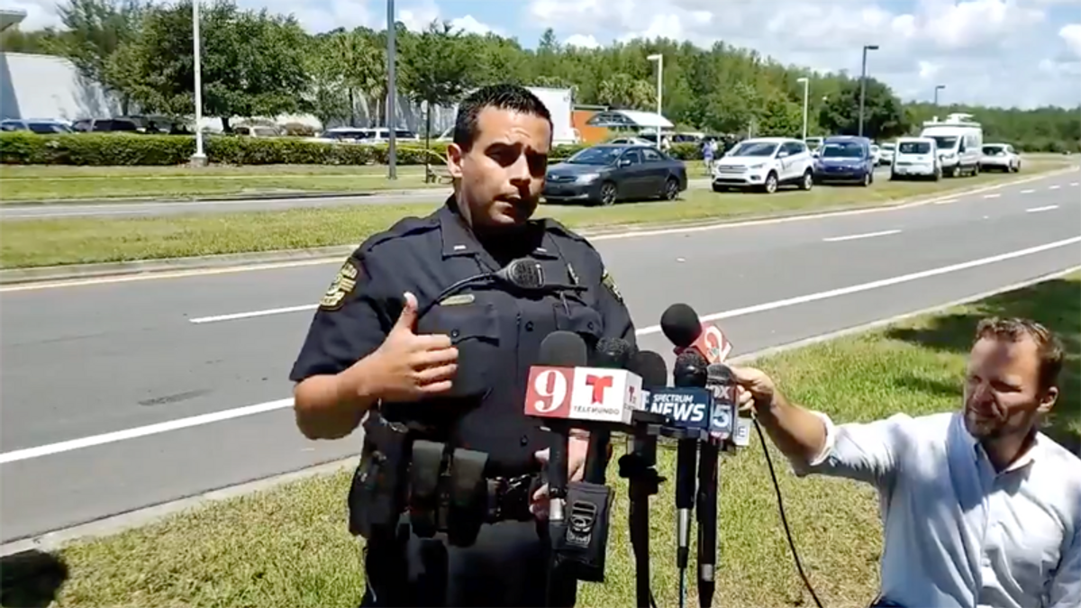 Fatal shooting at Florida federal building — one man was killed: police