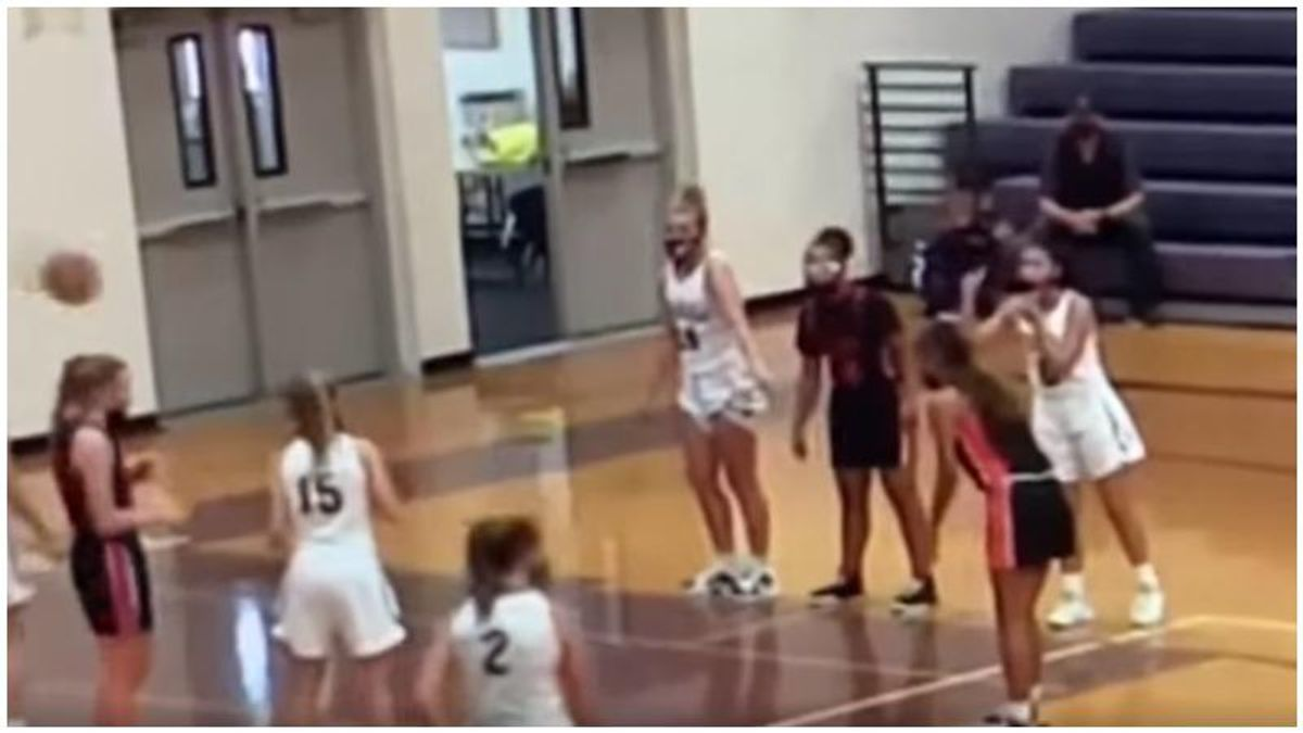 Video catches hecklers screaming 'monkey' at Black high school basketball players
