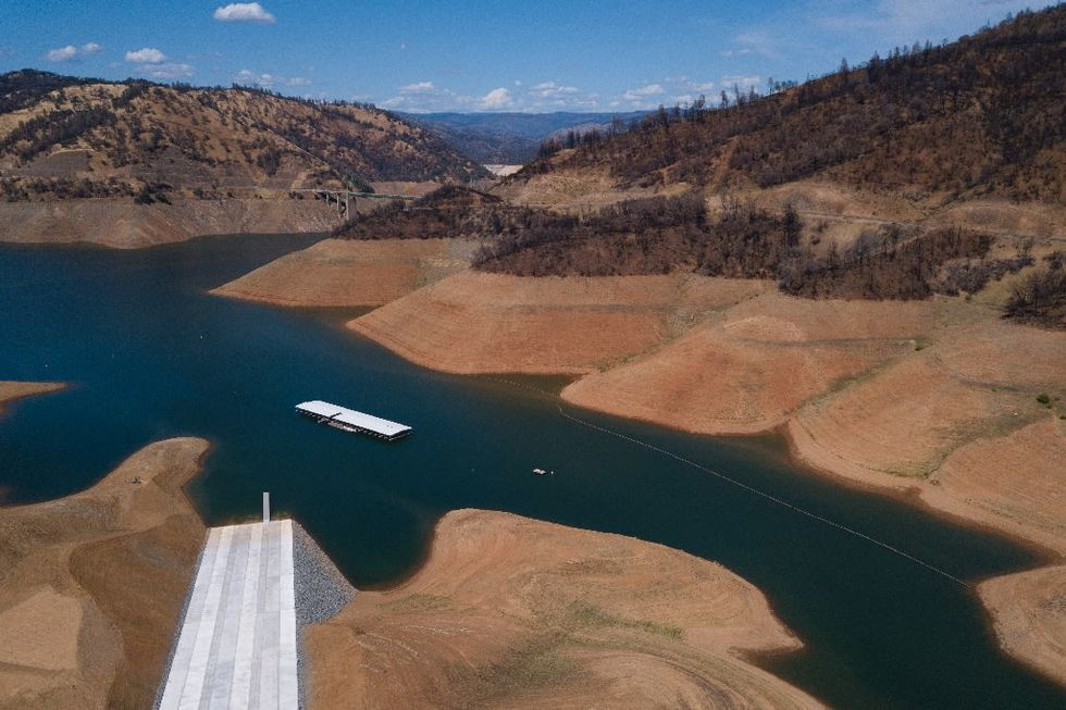California is already in throes of drought — and there are fears of massive fires