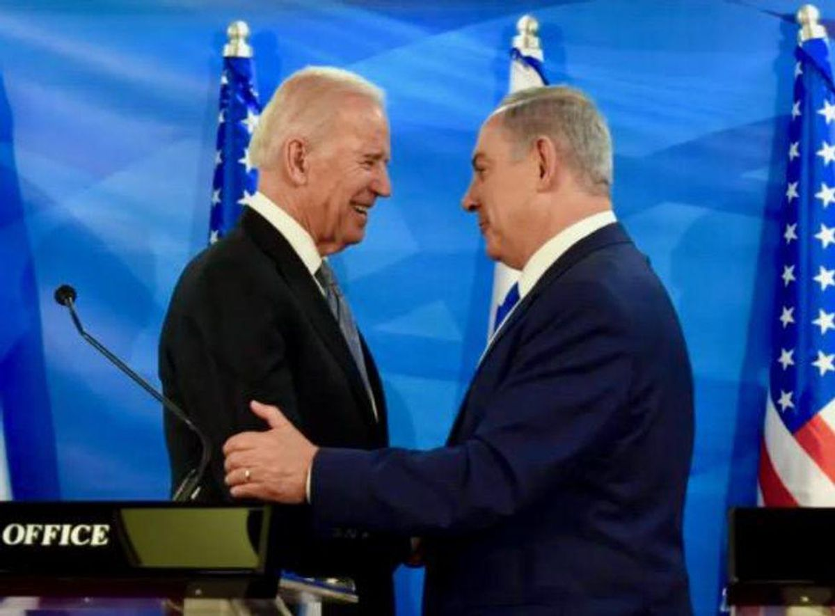 'Criminal complicity': Outrage as Biden pushes $735 million weapons sale to Israel