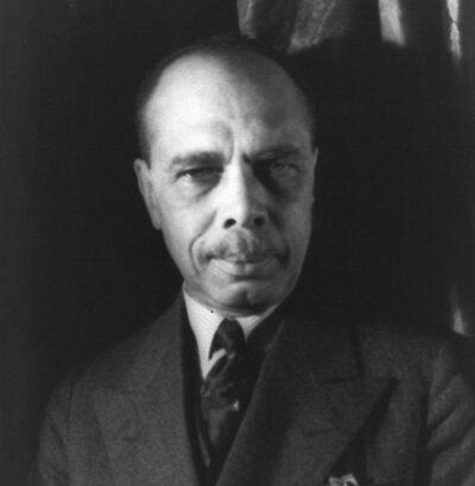 ACLU Board member James Weldon Johnson, seen here in 1932.