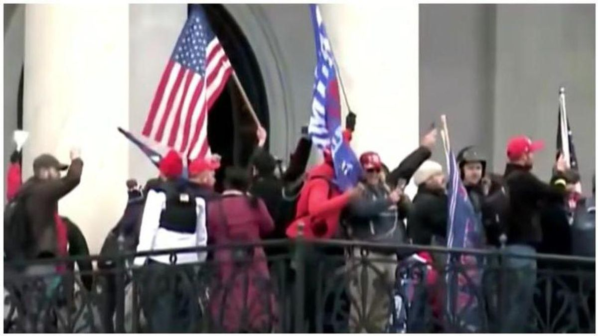 Pro-Trump rioter carried semi-automatic handgun into the Capitol during Jan. 6 assault: Court documents