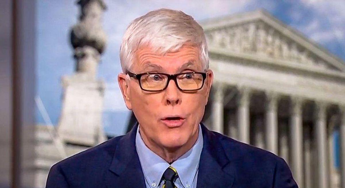 NBC News contributor Hugh Hewitt honored by Senate GOP's campaign arm