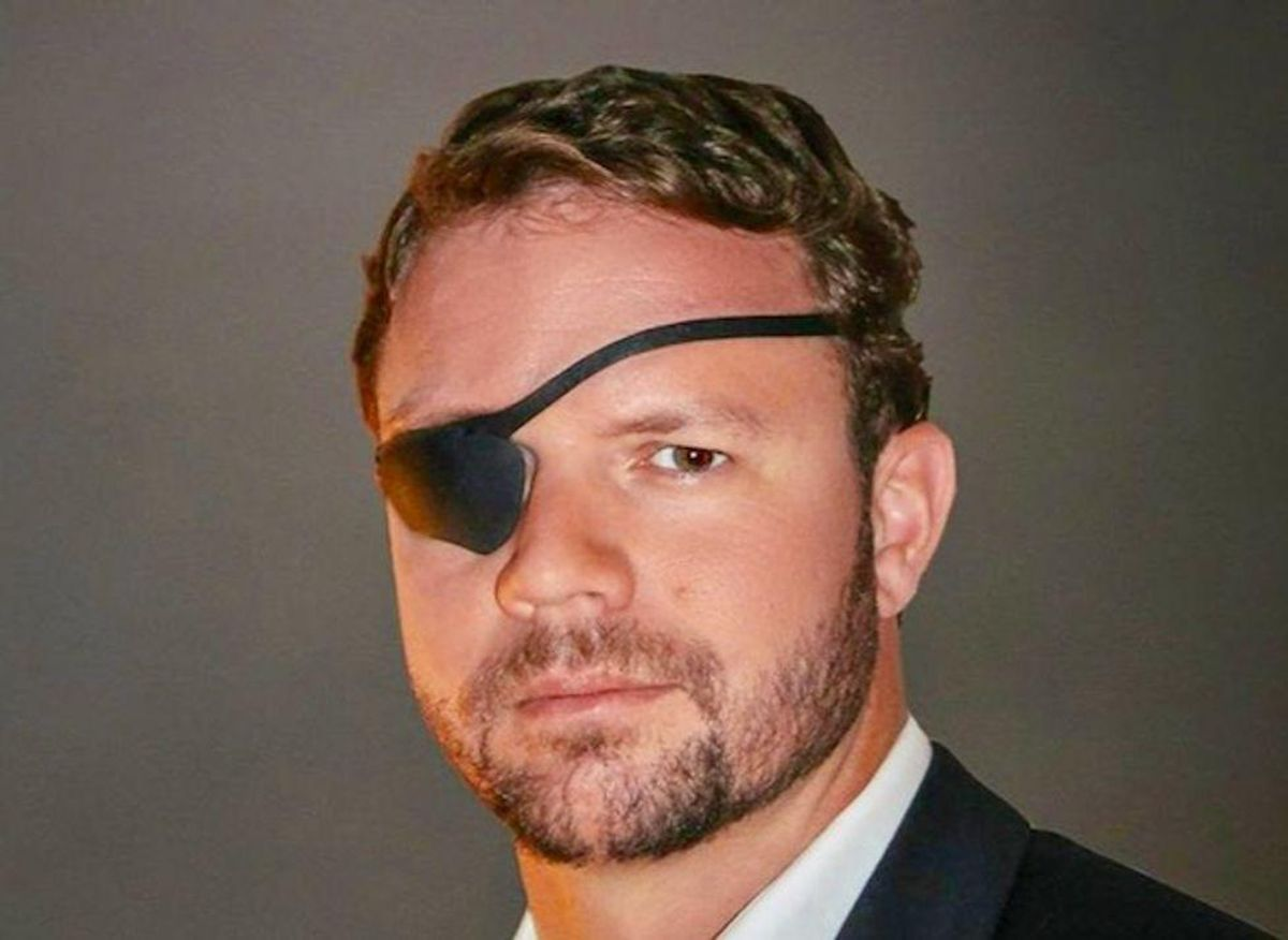 Dan Crenshaw busted in CNN fact-check for 'whitewashing' support for lawsuit to overturn election