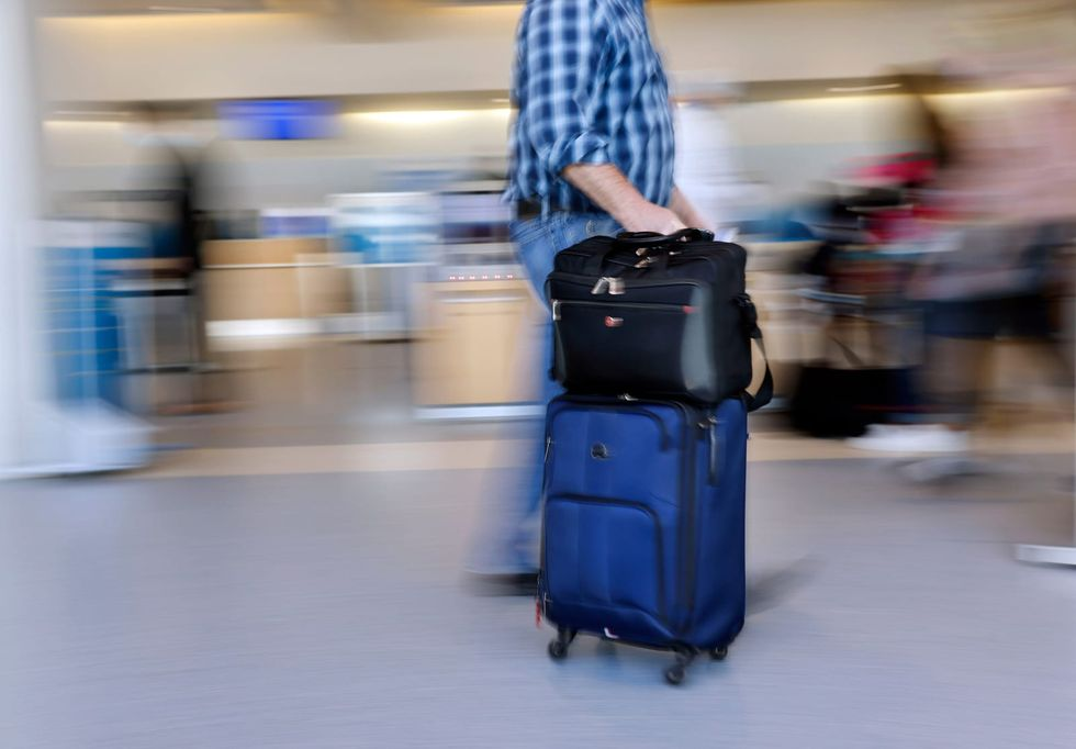 Airline passengers may have to get weighed before boarding