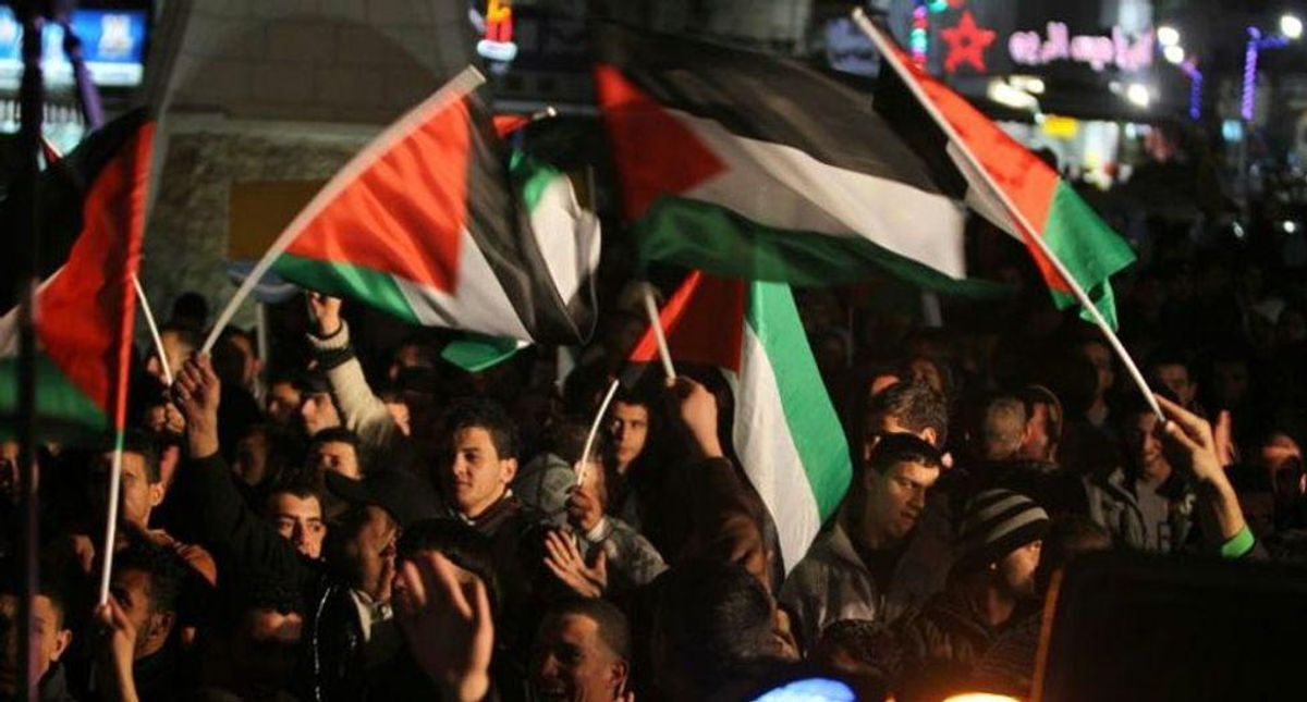 As the Palestinian minority takes to the streets, Israel is having its own Black Lives Matter moment