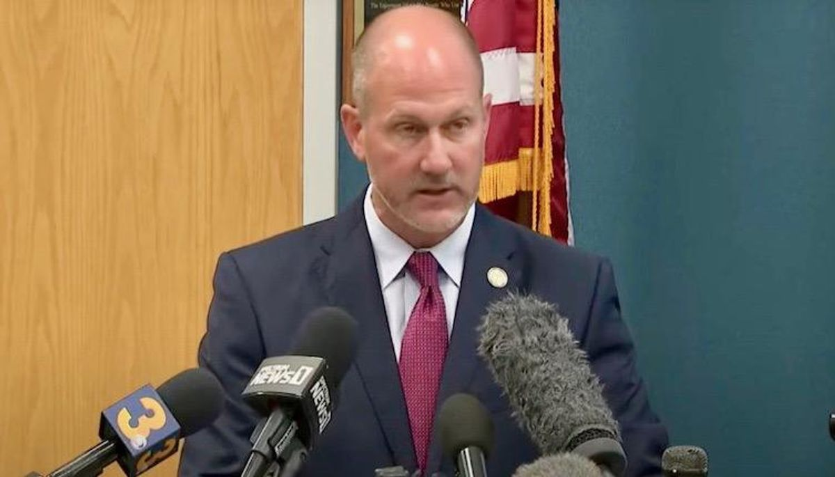 'I'm not releasing the video – This is done': NC DA gets defensive after announcing no charges in police shooting