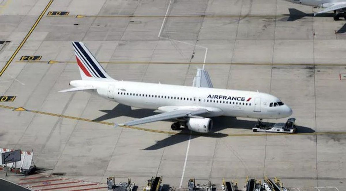 Air France powers long-haul flight to Canada with used cooking oil