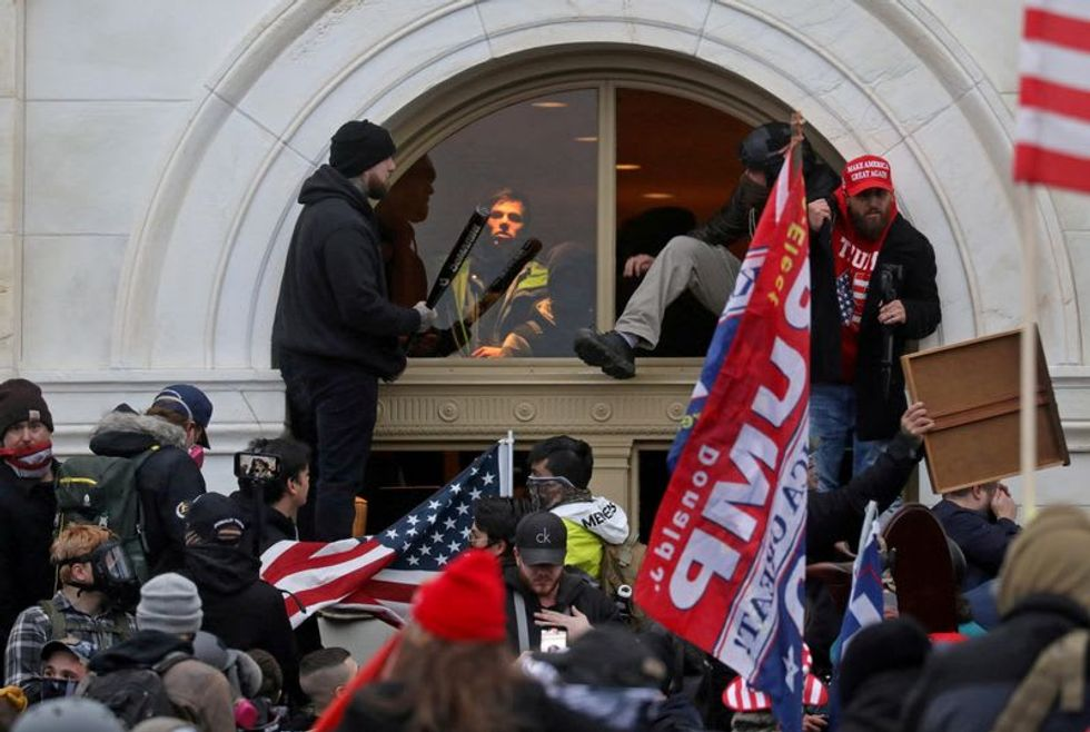 Capitol attack commission advances in Congress amid Republican resistance