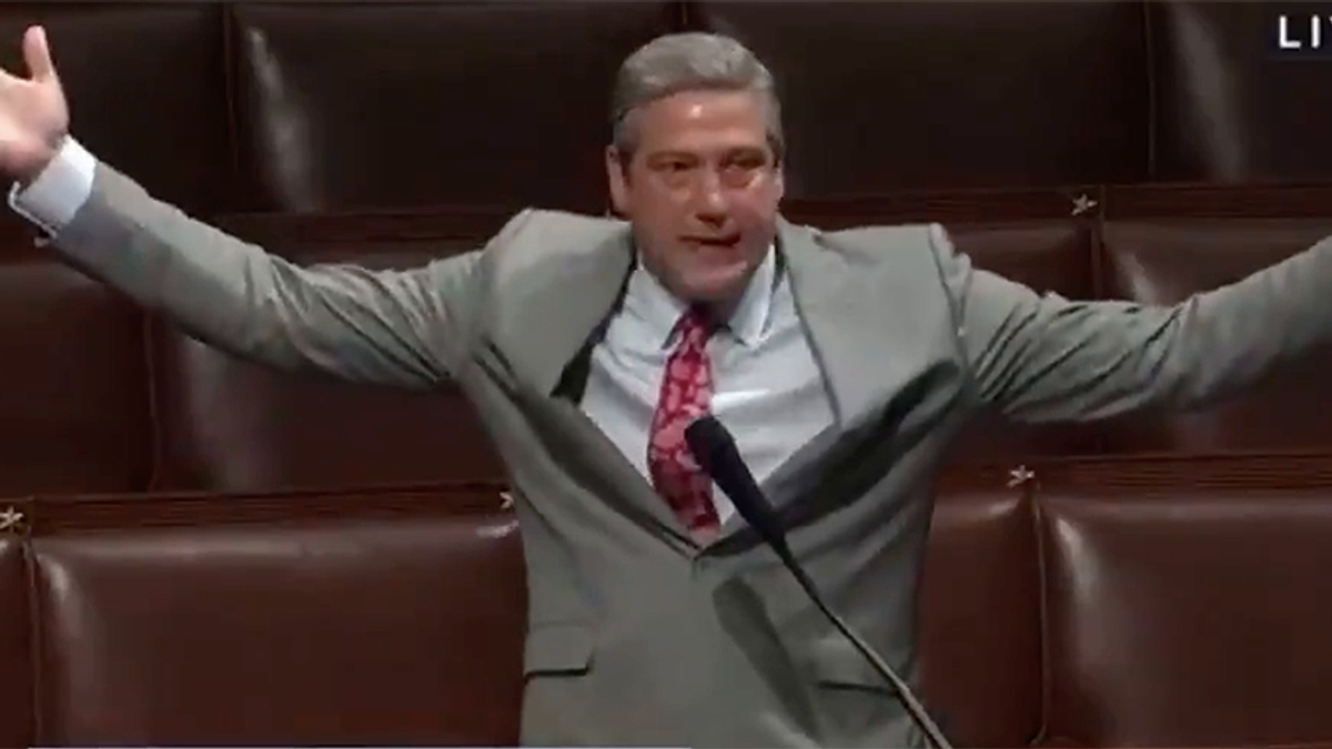 'Immature and appalling!' Dem lawmaker blows up on Kevin McCarthy for latest tantrum about masks