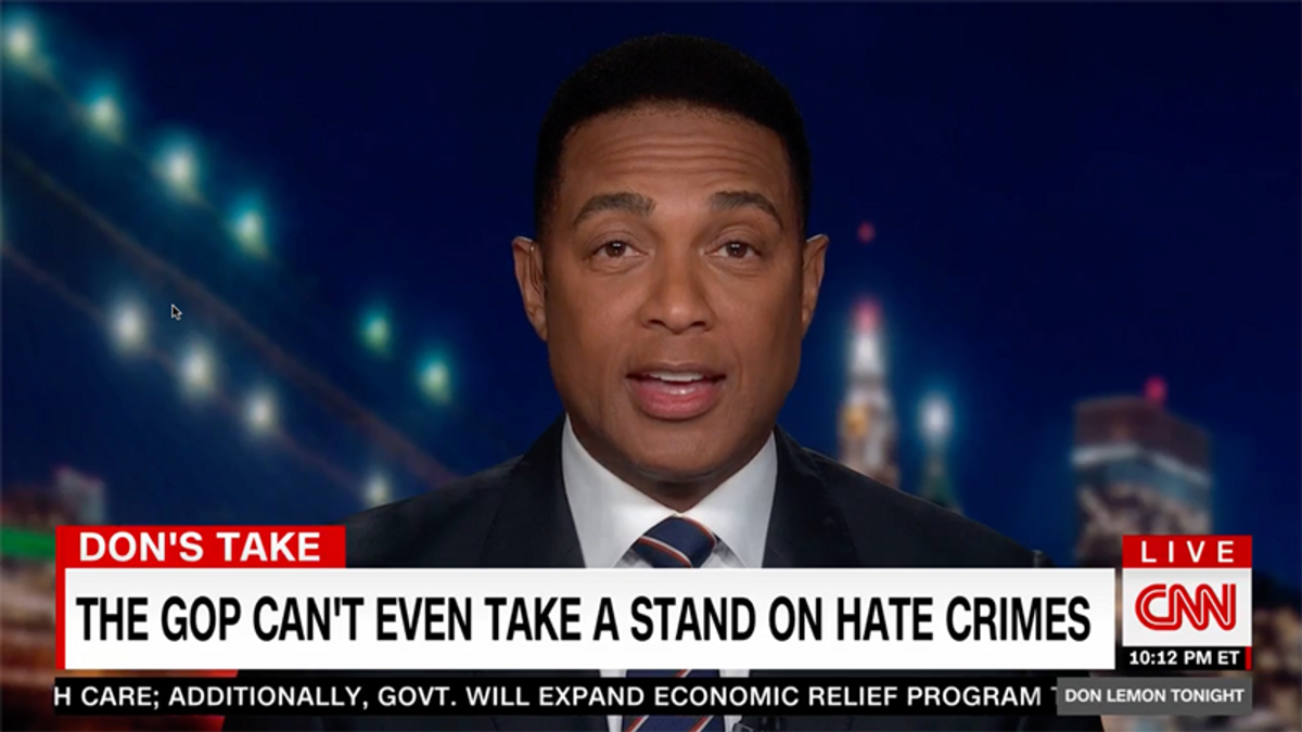 Don Lemon rips Trump supporters in Congress: 'Republicans are hiding their heads in the sand'