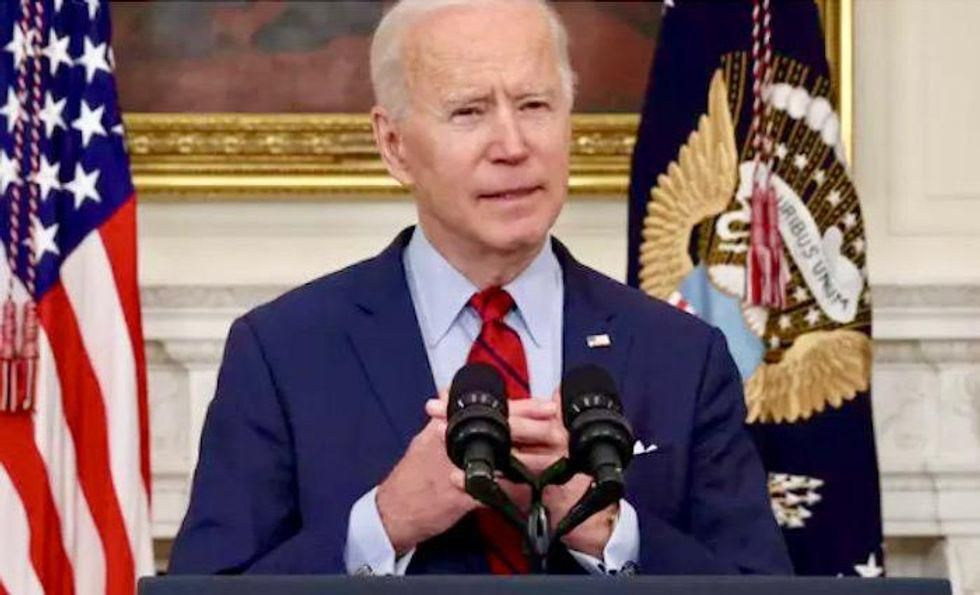 Biden proposes $1.7 trillion infrastructure counteroffer to GOP