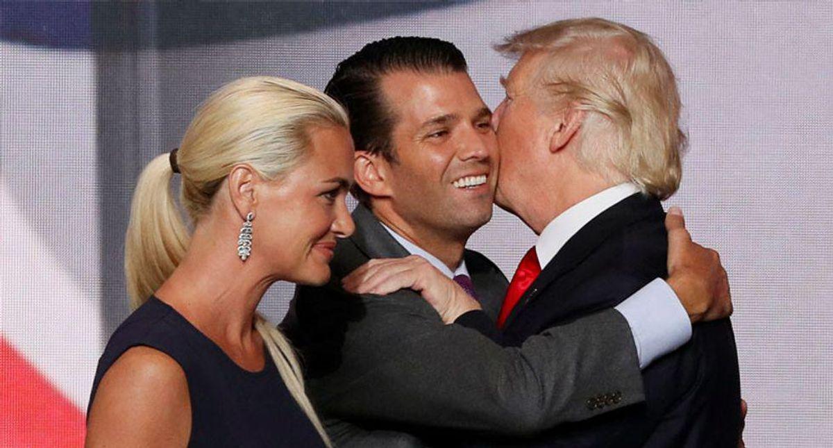 Former Trump campaign staffers file lawsuit in Ohio