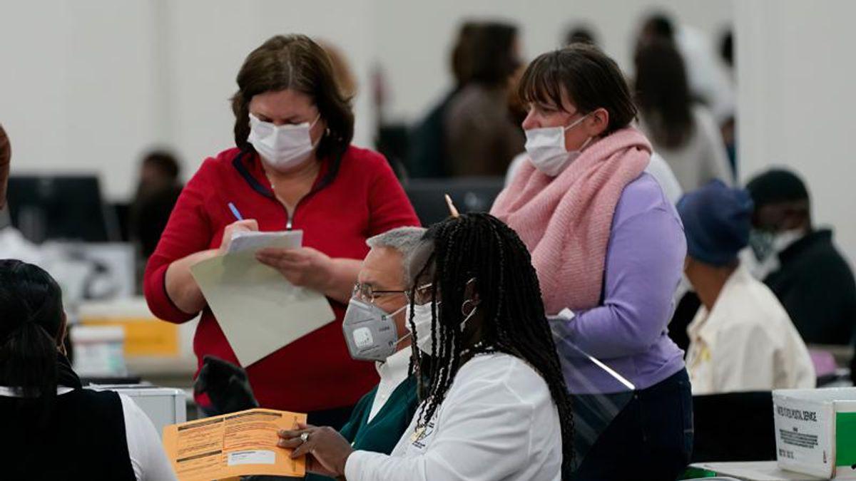 'Outrageous': Georgia state judge allows citizens to examine Fulton County ballots