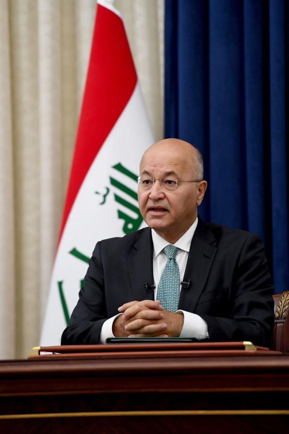 Iraq has lost 150 billion dollars due to corruption: president
