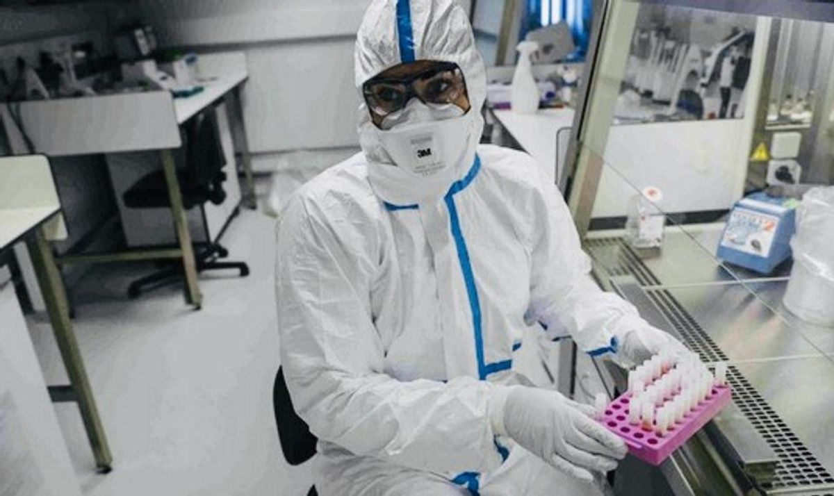Researchers at Wuhan lab became ill with Covid symptoms in November 2019: Intel reports