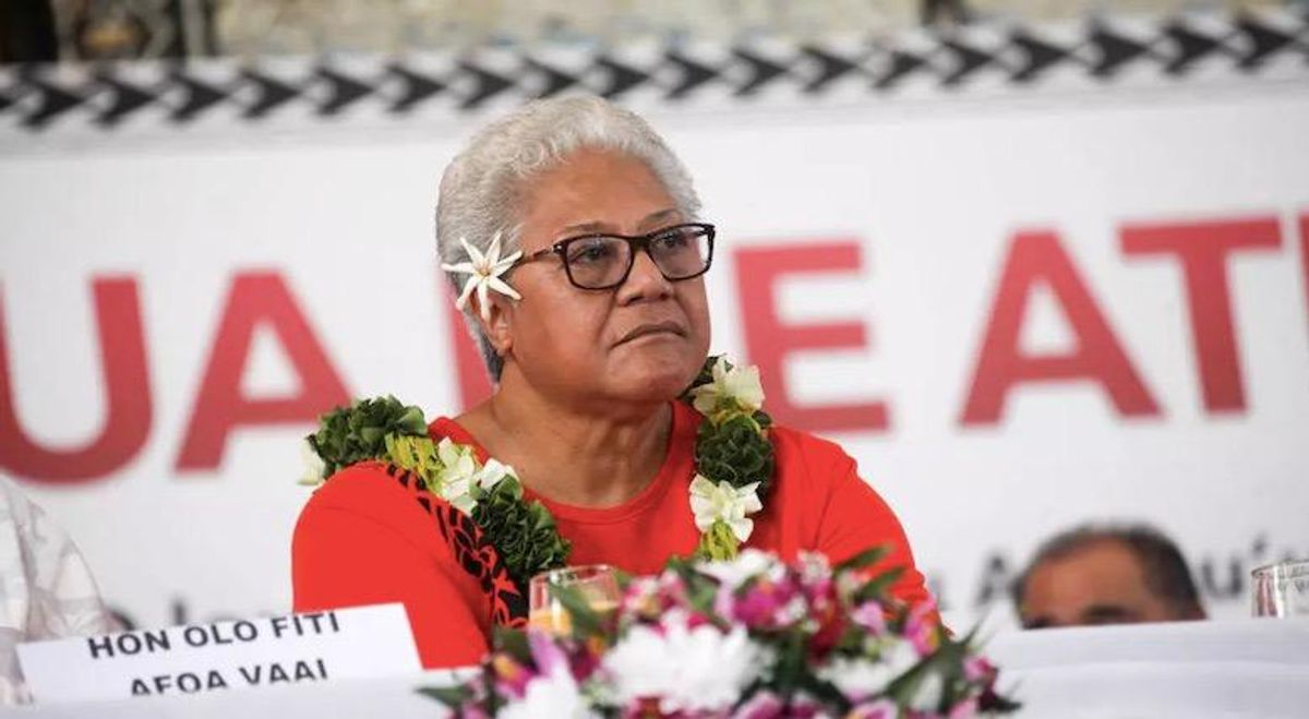Coup claims as Samoa PM-elect locked out of parliament