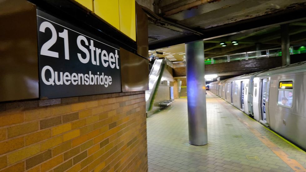 Asian man shoved onto Queens subway tracks; police suspect possible hate crime