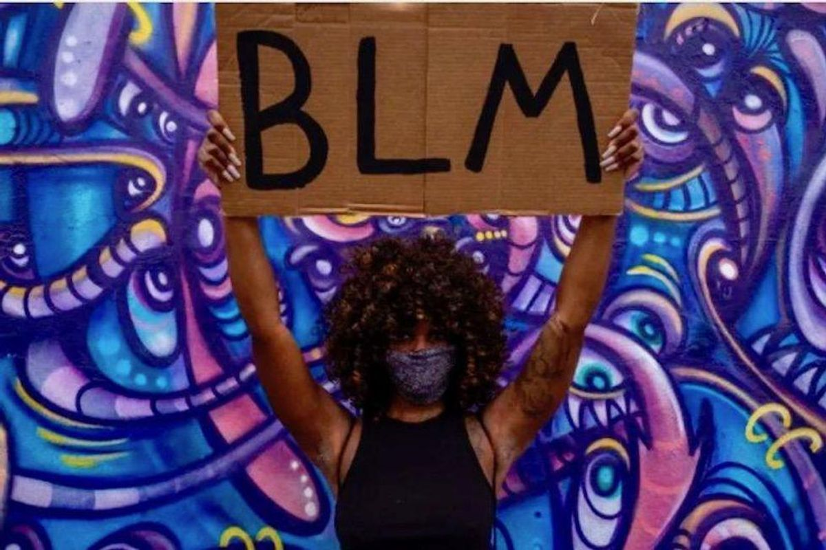 Conservatives panic over Biden administration plan to declare that 'Black Lives Matter'