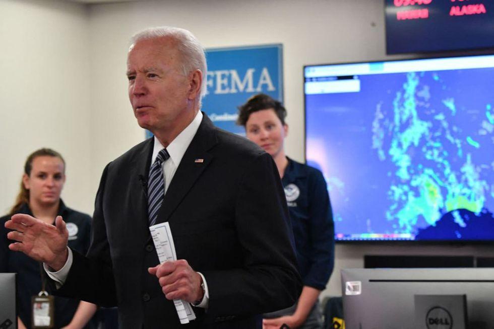 Biden doubles funding for hurricane preparedness as busy storm season looms