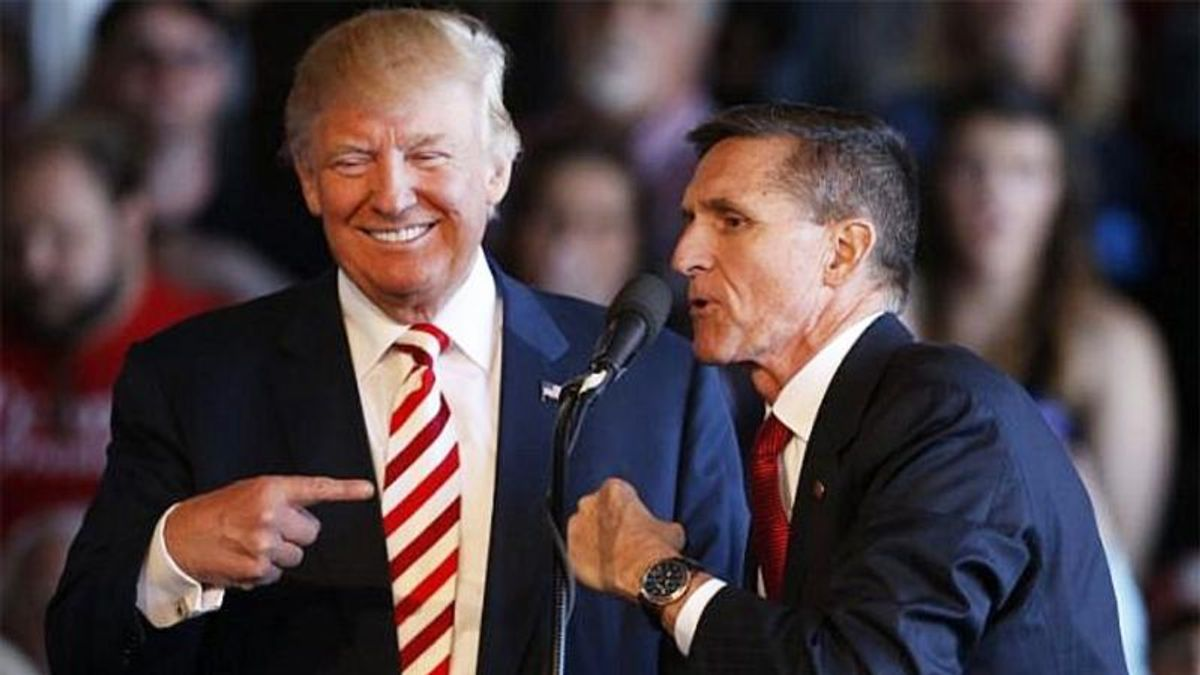 Michael Flynn should be sitting in Leavenworth awaiting trial for sedition: Ex-White House attorney