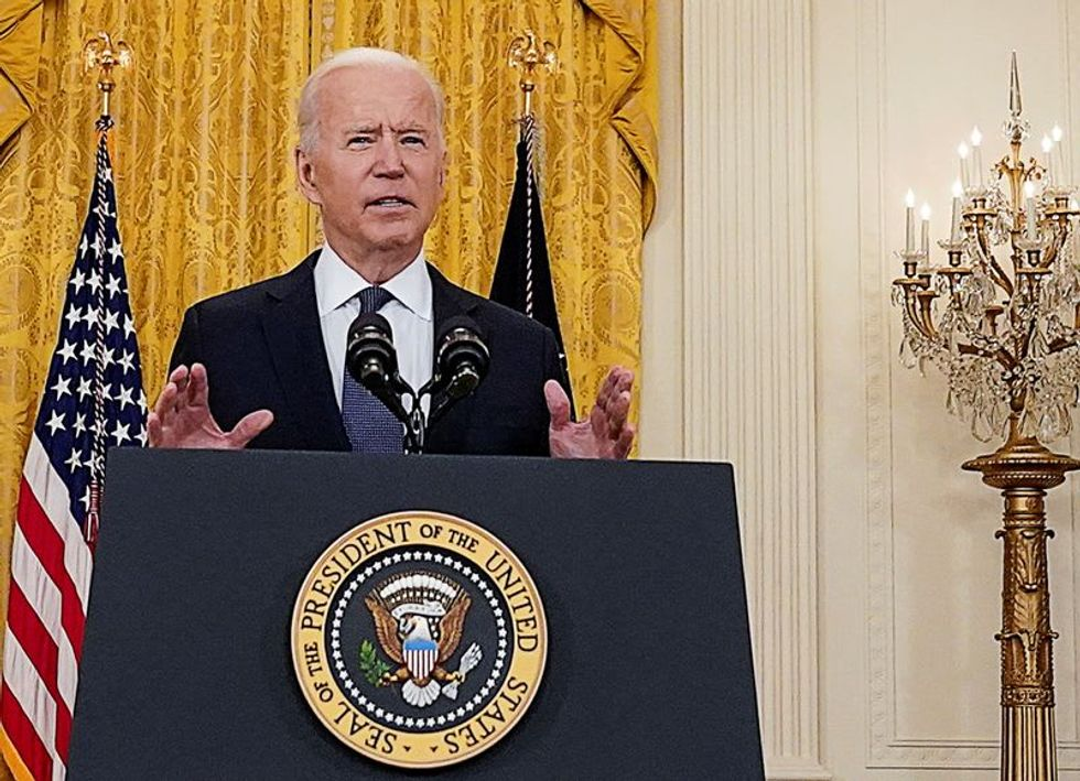 Biden to meet with UK's Johnson, Turkey's Erdogan in overseas trip