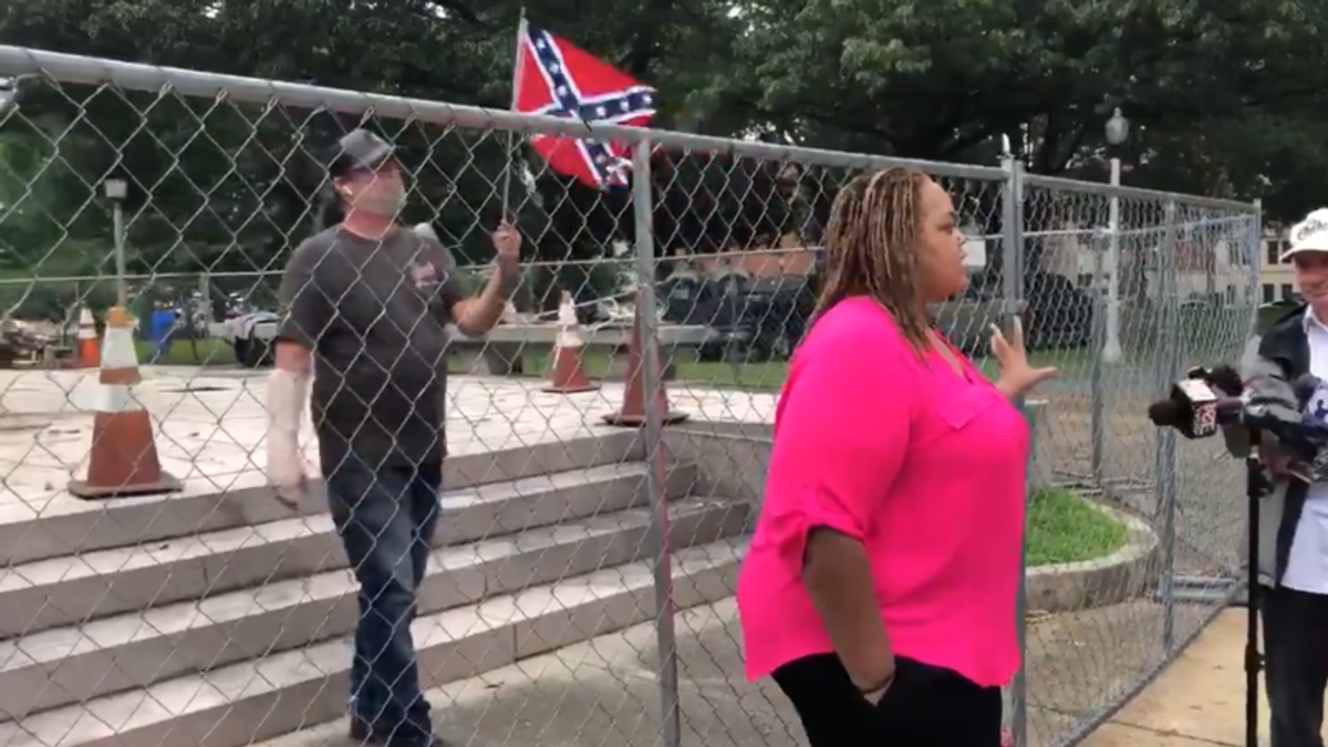 Police investigating man for threatening Memphis leader over KKK founder statue: report