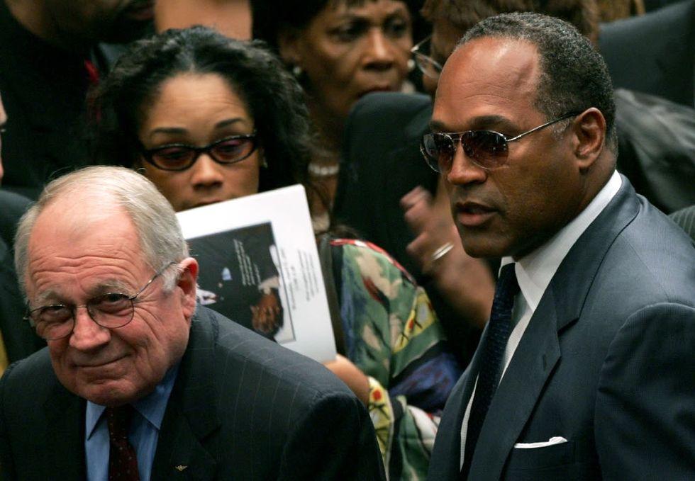 OJ Simpson lawyer F. Lee Bailey dies aged 87